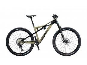 Horské kolo KTM PROWLER MASTER 29 2020 olive grey matt (black glossy)