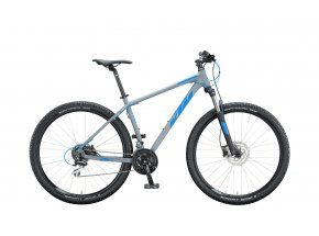 Horské kolo KTM CHICAGO DISC 29 2020 Epicgrey matt (blue)