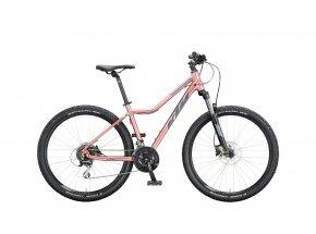 Dámské horské kolo KTM PENNY LANE DISC 27 2020 Rose (grey)