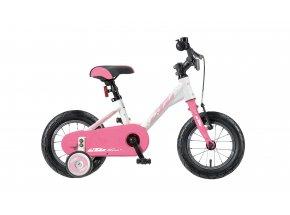Dětské kolo KTM Kid 1.12 2020 White (pink)