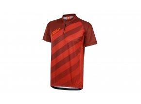 Dres KTM Factory Character Orange/red