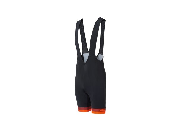 Cyklistické kraťasy KTM Factory Line Black/orange/red