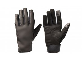Cyklistické rukavice KTM Factory Team Spring 2021 Black