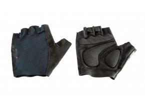 Cyklistické rukavice KTM Character Black