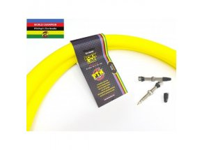 Vložka do ráfku PEPI´S TIRE NOODLE ROKK LINE (pár) Yellow