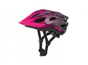 Dětská helma na kolo KTM FACTORY Youth 2021 pink/berry