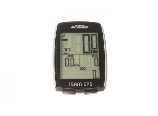 Computer KTM Team GPS Black/grey