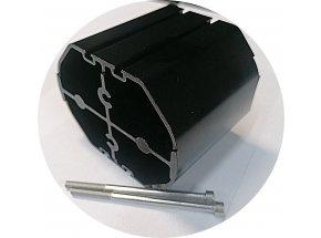 Nástavec baterie Bosch PowerTube 500Wh pro ebike 625Wh Black