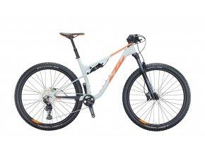 Celoodpružené kolo KTM SCARP MT PRO 29 2021 lighgrey (orange)
