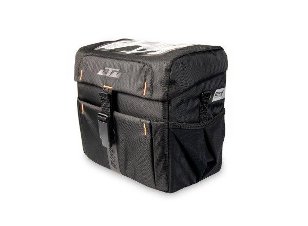 Brašna na řidítka KTM Sport Handlebar Bag Fidlock Klick Fix 2021 bez držáku Black
