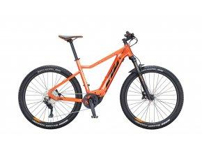 Elektrokolo KTM MACINA RACE 271 500Wh 2021 fire orange (black+orange)