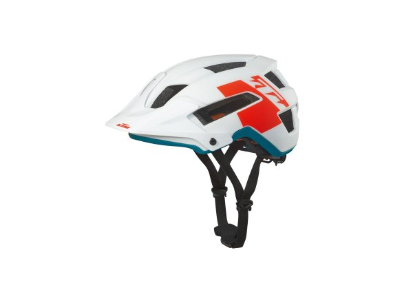 Helma na kolo KTM Factory Enduro II 2021 white/matt fire orange