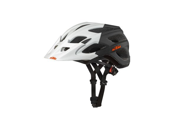 Helma na kolo KTM Factory Character 2021 white matt/black matt