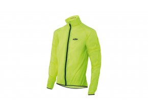 Cyklistická bunda KTM Factory Line Windbreaker 2021 Yellow