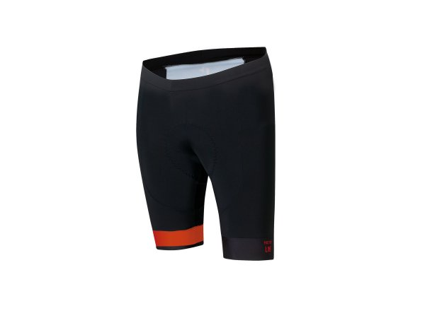 Dětské cyklistické kraťasy KTM Factory Youth bez laclu 2021 Black/orange