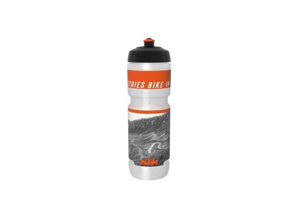 Láhev KTM Bottle Uphill 2021 transparent/orange