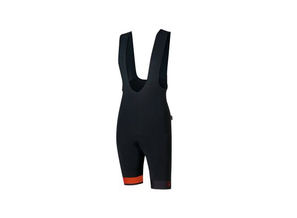 Cyklistické kraťasy KTM Factory Line 2021 Black/orange