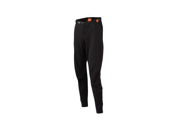 Cyklistické kalhoty KTM Factory Enduro Pant 2021 Black/orange