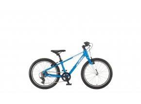 Dětské kolo KTM WILD CROSS 20 2021 metallic blue (white)