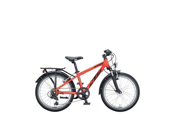 Dětské kolo KTM WILD ONE 20 ATB 2021 metallic fire orange (black)