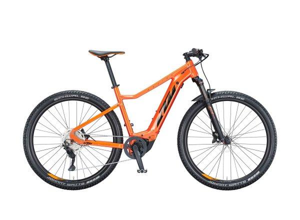 Elektrokolo KTM MACINA RACE 291 500Wh 2021 fire orange (black+orange)