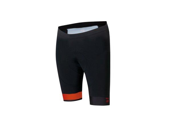 Cyklistické kraťasy KTM Factory Line 2021 bez laclu Black/orange