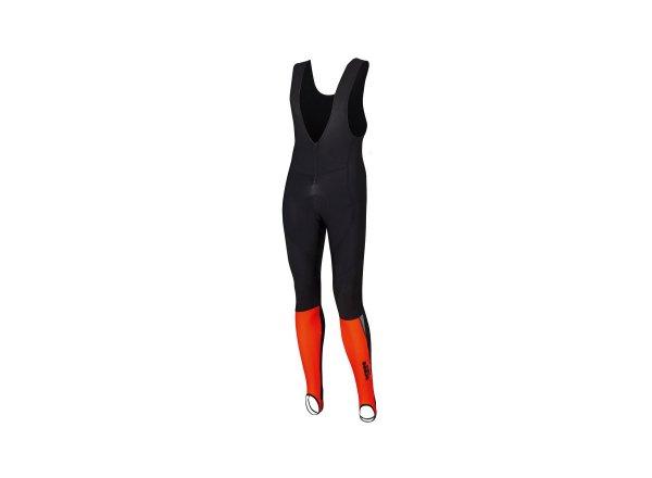 Cyklistické kalhoty KTM Factory Team Race Spring 2021 Black/orange