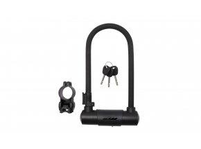 Zámek KTM Pro U-lock 2021 Black