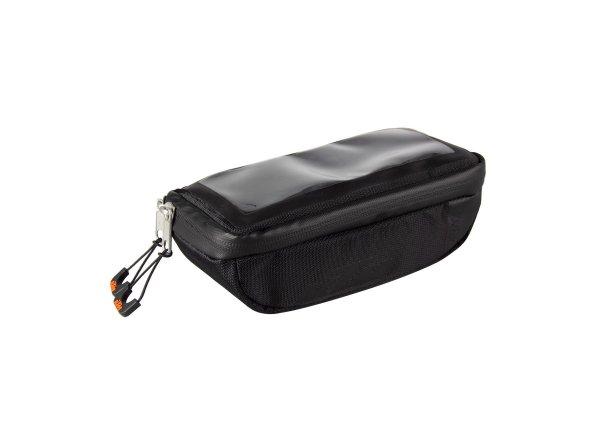 Brašna na řidítka KTM Sport Phonebag R&K Quad bez držáku Klick Fix 2022 Black/orange