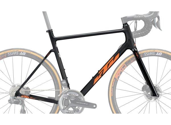 Rámová sada KTM Revelator Alto Sonic Carbon Black/orange