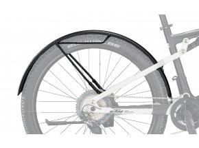 Zadní blatník KTM LFC Kapoho 2020/2021 Black