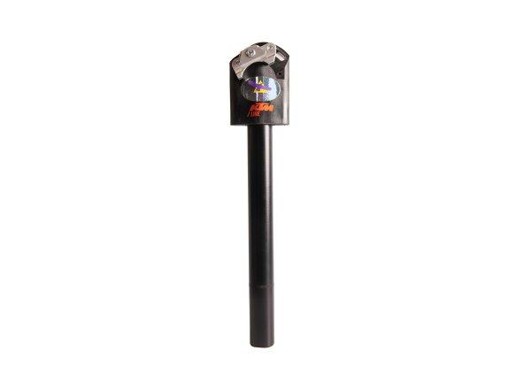 Odpružená sedlovka KTM by AIRWINGS spring M 310 mm Black