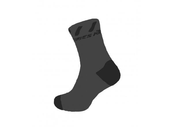 Ponožky KTM Factory Line Socks 2021 Grey/black
