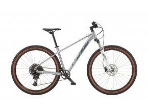 Dámské horské kolo KTM ULTRA GLORIETTE 29 2022 starlight silver (grey + night red)