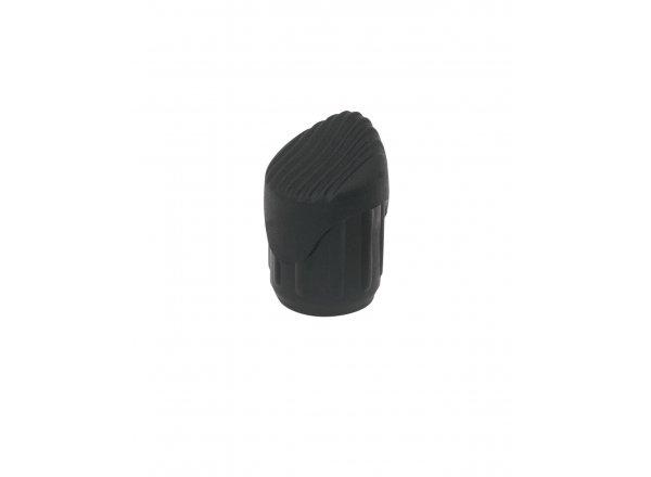 Zátky pro rohy KTM Team (1 pár) Black