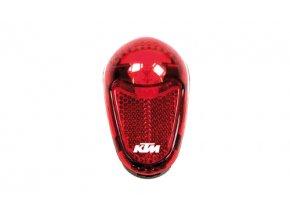 Zadní blikačka KTM 180 Red