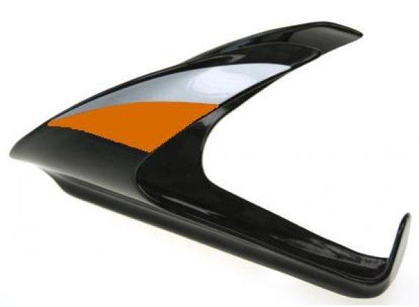 Košík KTM ABC123 Carbon Black/orange