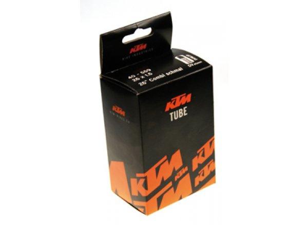 "Duše KTM 24"" Dunlop ventilek Black"