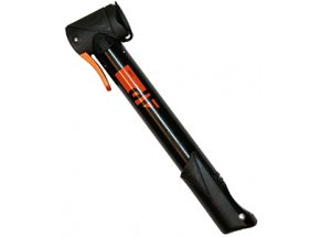 Pumpa KTM Floor Telescope Black/orange